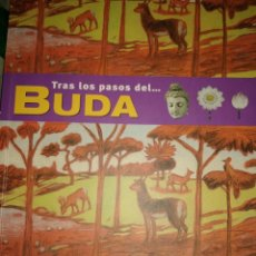 Libros de segunda mano: TRAS LOS PASOS DEL BUDA. AMINA OKADA, BERTRAND BATAILLE. EDITORIAL BLUME. AÑO 2008. RÚSTICA. PÁGINAS. Lote 180191976