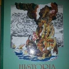 Libros de segunda mano: LIBRO HISTORIA ILUSTRADA DE VIGO. Lote 180193035