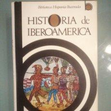 Libros de segunda mano: HISTORIA DE IBEROAMERICA. Lote 180204172