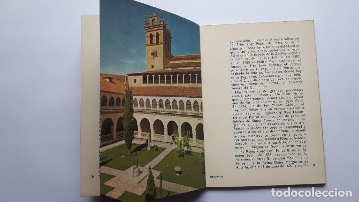 EL MONASTERIO DE SANTA Mª DEL PARRAL Y SUS MONJES JERÓNIMOS, 1965 (Libros de Segunda Mano - Bellas artes, ocio y coleccionismo - Otros)