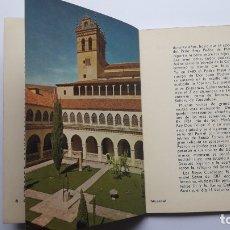 Libros de segunda mano: EL MONASTERIO DE SANTA Mª DEL PARRAL Y SUS MONJES JERÓNIMOS, 1965. Lote 180209341