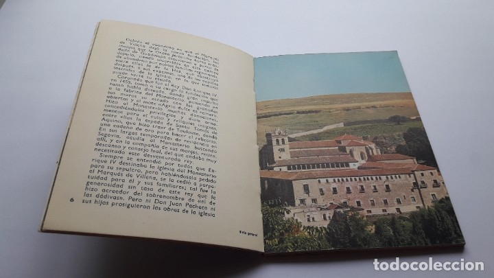 Libros de segunda mano: EL MONASTERIO DE SANTA Mª DEL PARRAL Y SUS MONJES JERÓNIMOS, 1965 - Foto 8 - 180209341