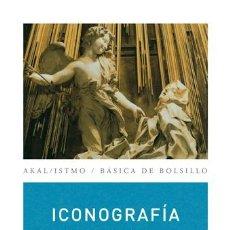 Libros de segunda mano: ICONOGRAFÍA CRISTIANA. - CARMONA MUELA, JUAN.. Lote 180214050