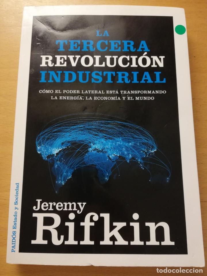 LA TERCERA REVOLUCIÓN INDUSTRIAL (JEREMY RIFKIN) PAIDÓS (Libros de Segunda Mano - Pensamiento - Otros)