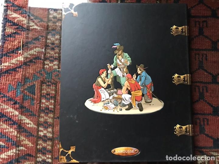 Libros de segunda mano: Piratas. Libros para construir. Con las piezas . Falta un componente . Ver fotos. - Foto 2 - 180245226