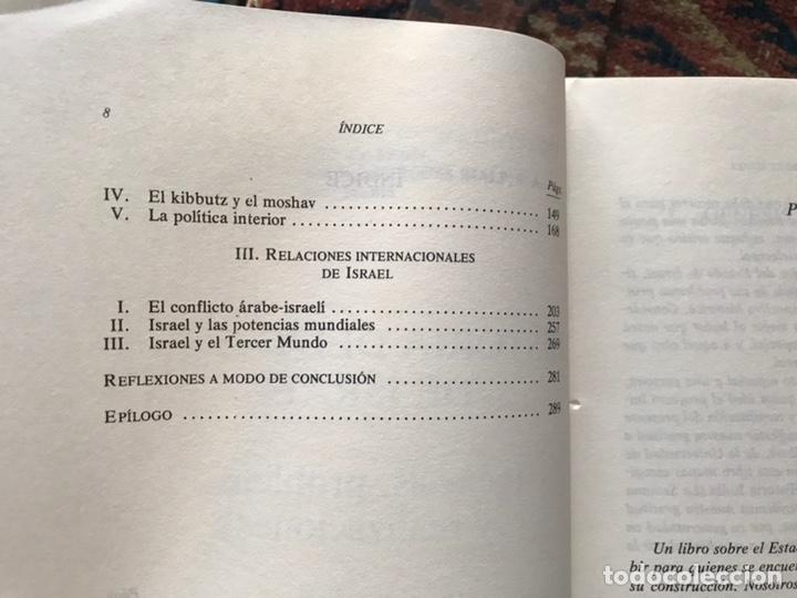 Libros de segunda mano: Historia del Estado de Israel. Shlomo Ben Ami. Buen estado - Foto 5 - 180245553