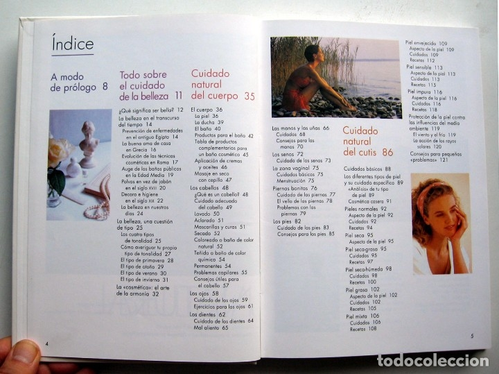 Libros de segunda mano: Belleza natural, por Margot Hellmiss. Guía práctica para ganar atractivo personal - Foto 2 - 180248858