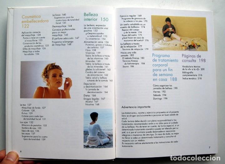 Libros de segunda mano: Belleza natural, por Margot Hellmiss. Guía práctica para ganar atractivo personal - Foto 3 - 180248858