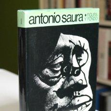 Libros de segunda mano: ANTONIO SAURA - FIGURA Y FONDO - EDICIONS DEL MALL. Lote 180264882
