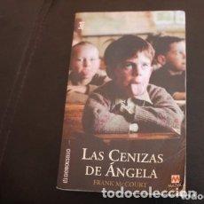 Libros de segunda mano: LAS CENIZAS DE ANGELA. Lote 180271633
