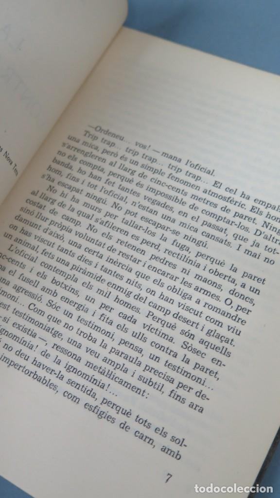 Libros de segunda mano: LA MÀ CONTRA L' HORITZÓ. MANUEL PEDROLO - Foto 2 - 180278901