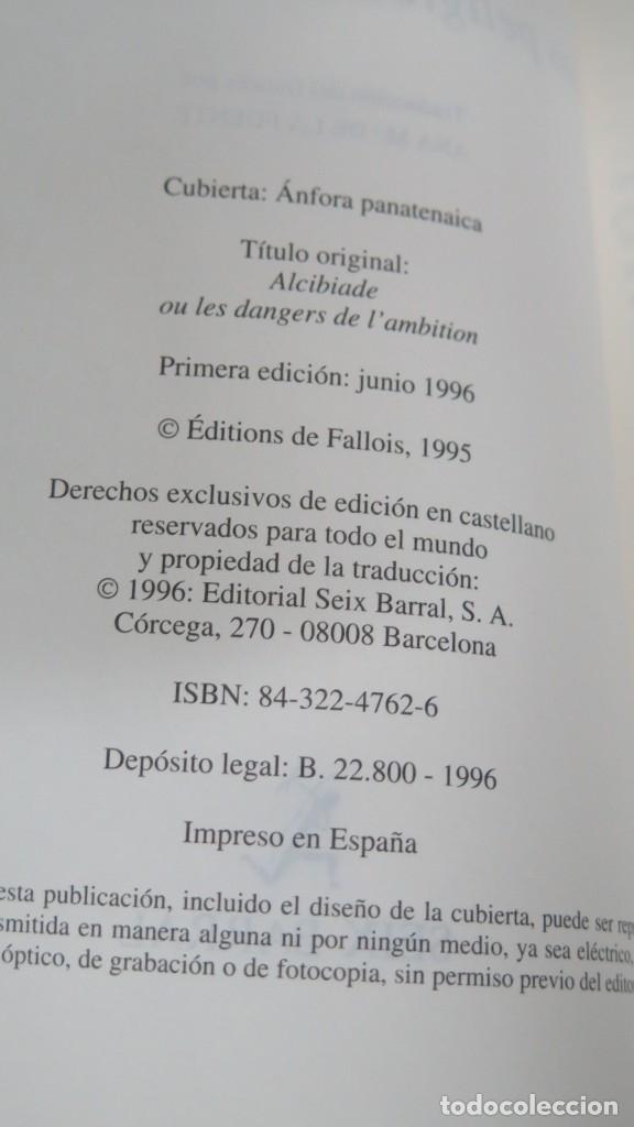 Libros de segunda mano: ALCIBIADES. ROMILLY - Foto 2 - 180279448
