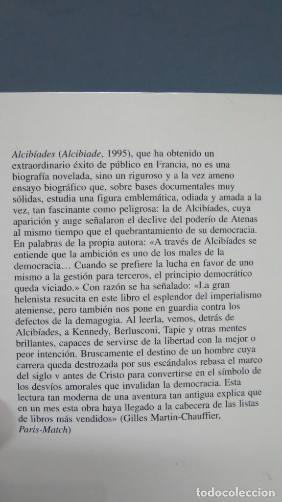Libros de segunda mano: ALCIBIADES. ROMILLY - Foto 3 - 180279448