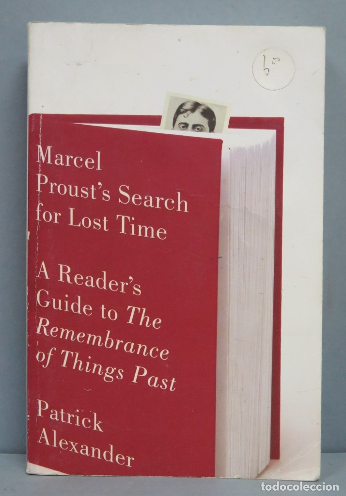 MARCEL PROUST'S SEARCH FOR LOST TIME: A READER'S GUIDE TO THE REMEMBRANCE OF THINGS PAST (Libros de Segunda Mano (posteriores a 1936) - Literatura - Otros)