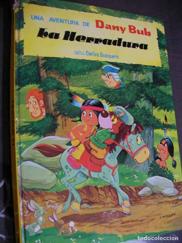 ANTIGUO CUENTO - LA HERRADURA - DANY BUB (Libros de Segunda Mano - Literatura Infantil y Juvenil - Otros)