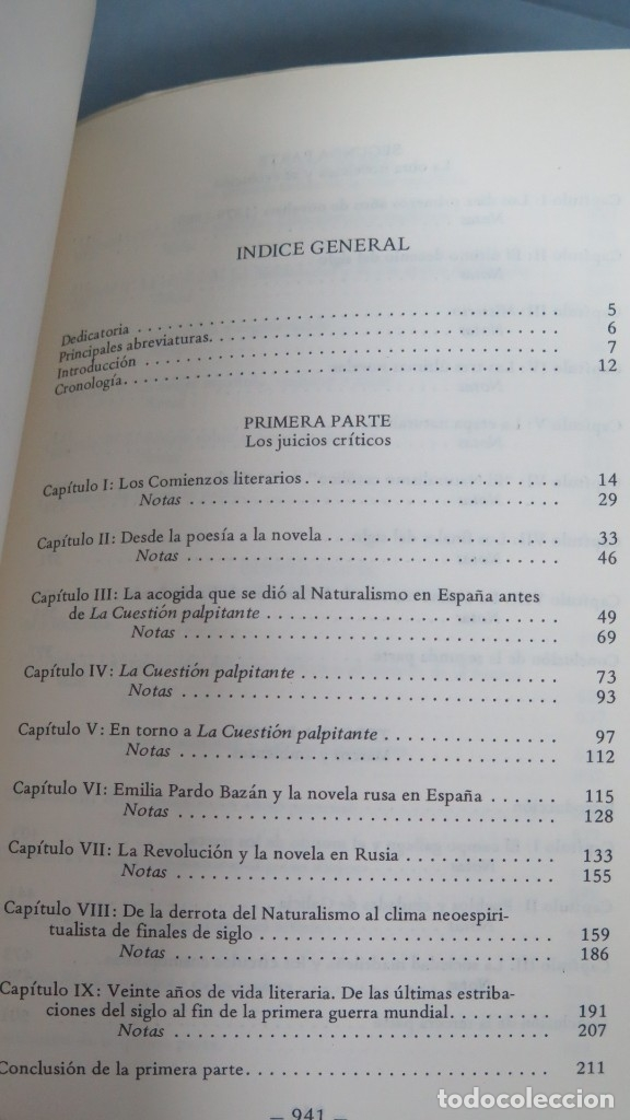 Libros de segunda mano: EMILIA PARDO BAZAN COMO NOVELISTA. NELLY CLEMESSY. 2 TOMOS - Foto 2 - 180280947