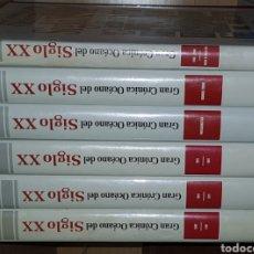 Libros de segunda mano: GRAN CRÓNICA DEL SIGLO XX - OCEANO - 6 TOMOS - ARM26. Lote 180282593