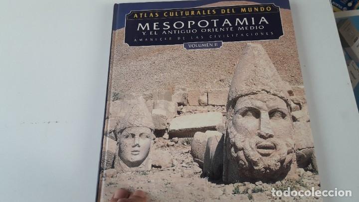 ATLAS CULTURALES DEL MUNDO: MESOPOTAMIA Y EL ANTIGUO ORIENTE. VOLUMEN 2 (Libros de Segunda Mano - Historia - Otros)