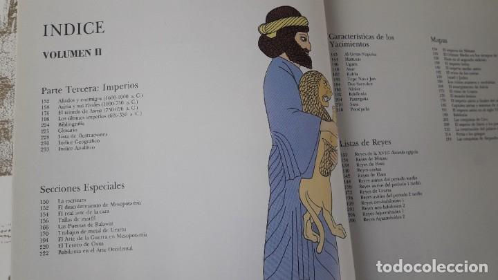 Libros de segunda mano: ATLAS CULTURALES DEL MUNDO: MESOPOTAMIA Y EL ANTIGUO ORIENTE. Volumen 2 - Foto 8 - 180285470