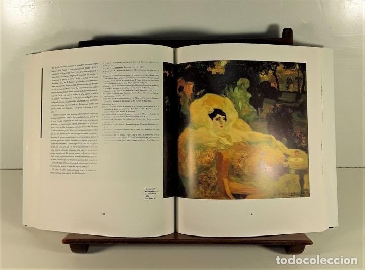 Libros de segunda mano: EL MODERNISME. TOMOS I Y II. VARIOS AUTORES. EDIT. LUNWERG. BARCELONA. SIGLO XX. - Foto 5 - 180298221