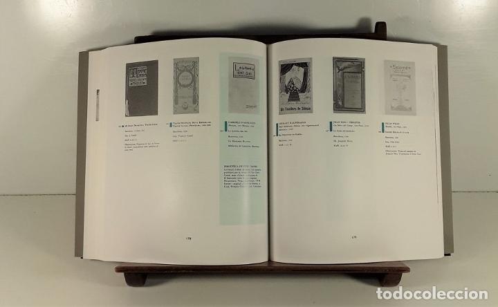 Libros de segunda mano: EL MODERNISME. TOMOS I Y II. VARIOS AUTORES. EDIT. LUNWERG. BARCELONA. SIGLO XX. - Foto 8 - 180298221
