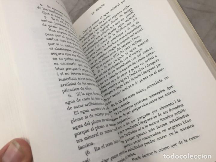 Libros de segunda mano: La Alquimia en España por D. José Ramón de Luanco. Colección Alatar. Madrid 1980 - Foto 10 - 180314658