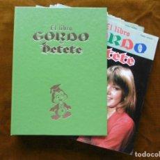 Libri di seconda mano: EL LIBRO GORDO DE PETETE, TOMO I VERDE, SIN ENCUADERNAR.. Lote 180314932