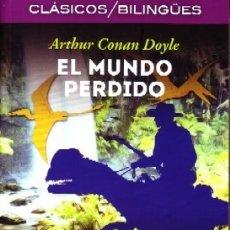 Libros de segunda mano: EL MUNDO PERDIDO. CONAN DOYLE, ARTHUR. BILIN-013. Lote 180335878