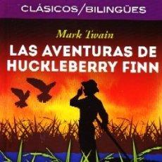 Livros em segunda mão: LAS AVENTURAS DE HUCKLEBERRY FINN. TWAIN, MARK. BILIN-025. Lote 180338068
