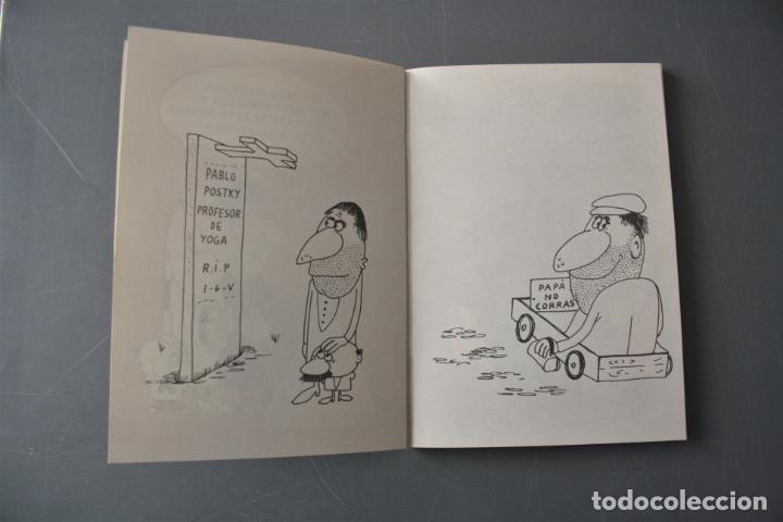 Libros de segunda mano: Gila y su gente. Miguel Gila Cuesta. Ed. Planeta. Buenos Aires 1972 - Miguel Gila Cuesta - Foto 3 - 180392517