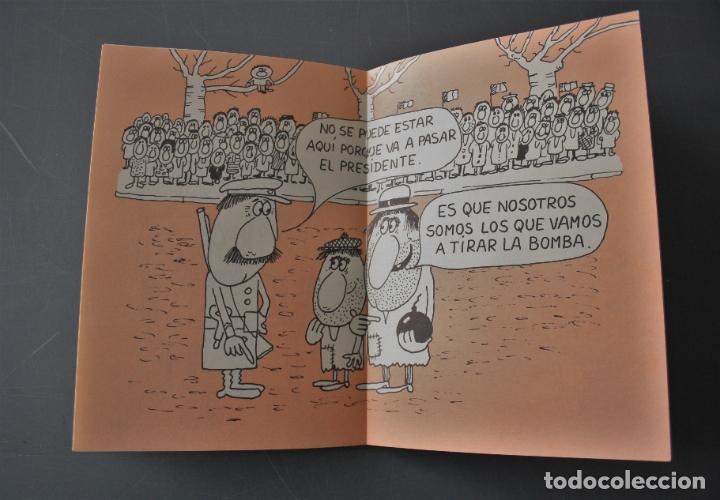 Libros de segunda mano: Gila y su gente. Miguel Gila Cuesta. Ed. Planeta. Buenos Aires 1972 - Miguel Gila Cuesta - Foto 4 - 180392517