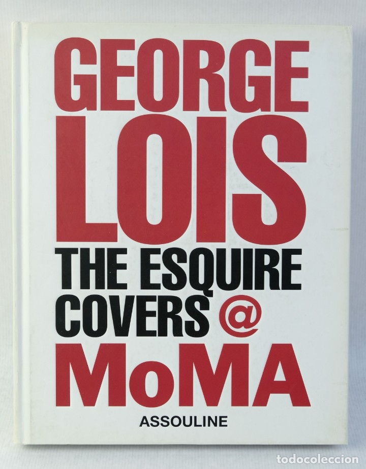 Libros de segunda mano: The Esquire covers @ Moma-George Lois-Assouline, 2009 - Foto 1 - 180409730
