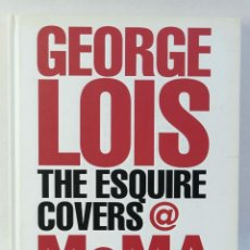 Libros de segunda mano: THE ESQUIRE COVERS @ MOMA-GEORGE LOIS-ASSOULINE, 2009. Lote 180409730