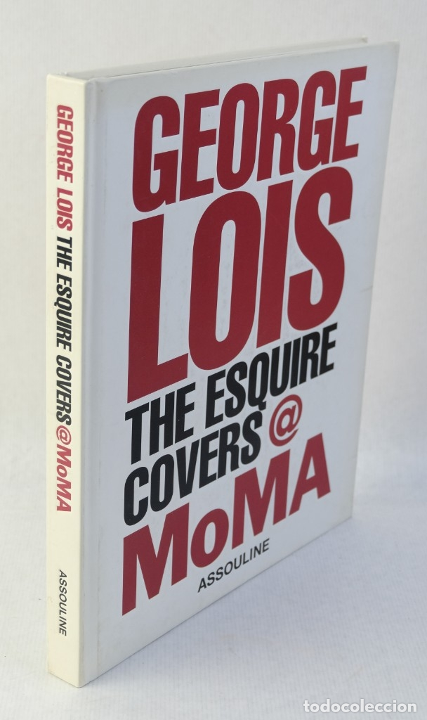Libros de segunda mano: The Esquire covers @ Moma-George Lois-Assouline, 2009 - Foto 3 - 180409730