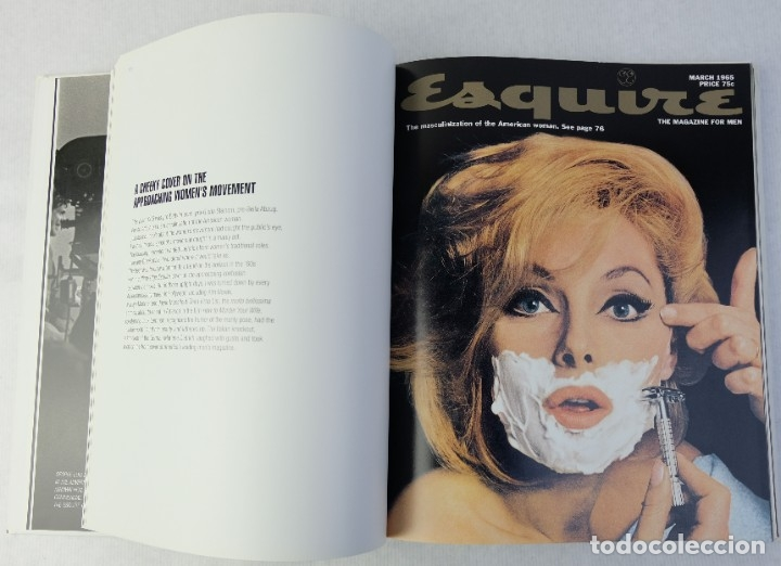 Libros de segunda mano: The Esquire covers @ Moma-George Lois-Assouline, 2009 - Foto 8 - 180409730