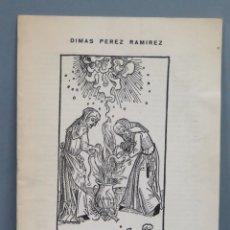 Libros de segunda mano: BRUJAS EN LA MANCHA, BRUJAS EN LA ALCARRIA. DIMAS PEREZ. Lote 180415266