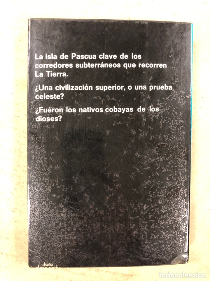 Libros de segunda mano: LA VERDAD SOBRE LA ISLA DE PASCUA. MAURICE & PAULETTE DERIBERE. EDITA: A.T.E. 1977. 286 PÁGINAS. - Foto 7 - 180422376