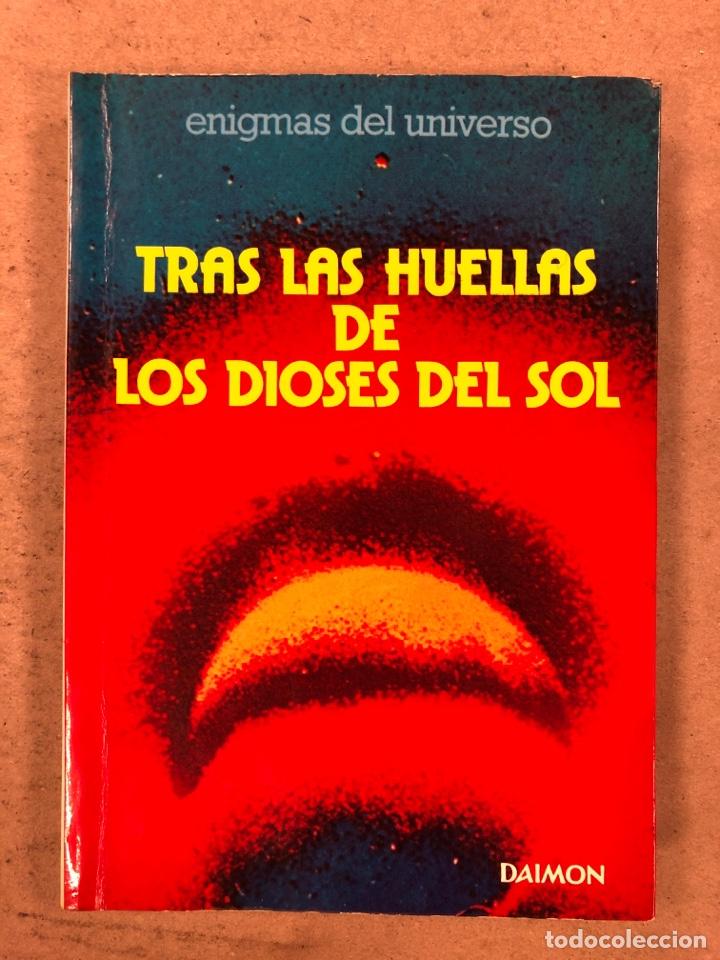 TRAS LAS HUELLAS DE LOS DIOSES DEL SOL. MARCEL HOMET. EDICIONES DAIMON 1977. ENIGMAS DEL UNIVERSO (Libros de Segunda Mano - Parapsicología y Esoterismo - Otros)