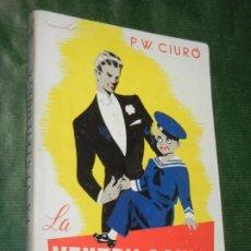 Libros de segunda mano: LA VENTRILOQUIA. ESE ARTE AL ALCANCE DE TODOS, DE WENCESLAO CIURO (LING-KAI-FU) 1963. Lote 180272851
