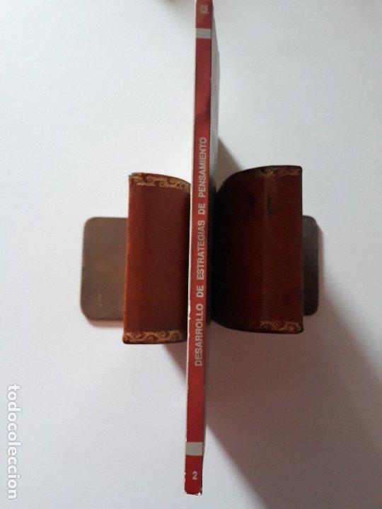 Libros de segunda mano: Desarrollo de estrategias de pensamiento. Ayuntamiento de Cartagena, 1988. - Foto 7 - 180428106