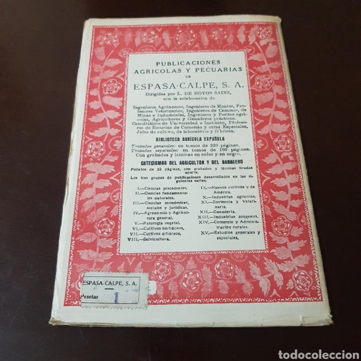 Libros de segunda mano: CATECISMO DEL AGRICULTOR Y GANADERO 126 DESLINDES Y AMOJONAMIENTOS - Foto 5 - 180428816