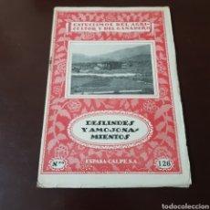 Libros de segunda mano: CATECISMO DEL AGRICULTOR Y GANADERO 126 DESLINDES Y AMOJONAMIENTOS. Lote 180428816