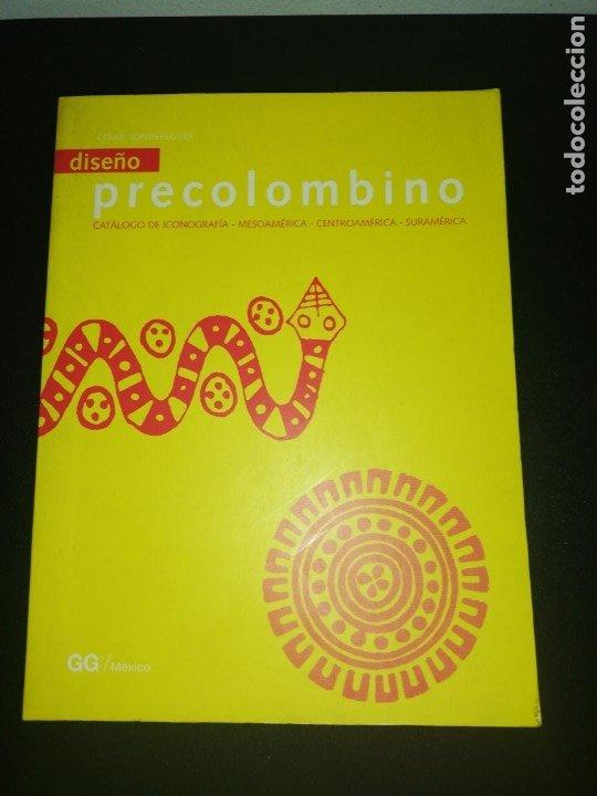 CESAR SONDEREGUER, PRECOLOMBINO, CATÁLOGO DE ICONOGRAFIA, MESOAMERICA, CENTROAMÉRICA, SURAMERICA (Libros de Segunda Mano - Bellas artes, ocio y coleccionismo - Otros)
