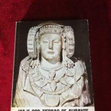Libros de segunda mano: 1979 VIAJE POR TIERRAS DE ALICANTE - HISTORIA. Lote 180437932