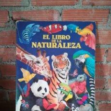 Libros de segunda mano: EL LIBRO DE LA NATURALEZA. ILUSTRADO POR JOHN FRANCIS. TODOLIBRO 1992. Lote 180460136