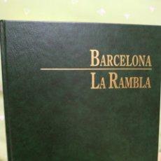 Libros de segunda mano: LA RAMBLA. ELS SEUS CONVENTS. LA SEVA HISTÒRIA. 1995.. Lote 180486092