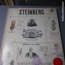 Libros de segunda mano: THE PASSPORT. SAUL STEINBERG . Lote 180490126