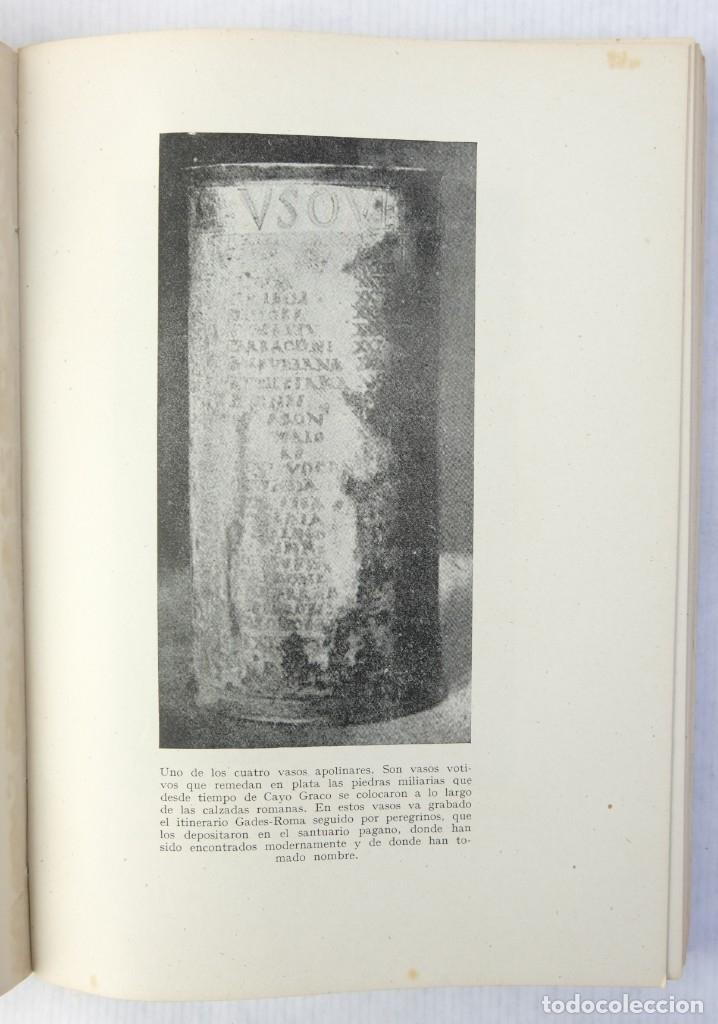 Libros de segunda mano: Los caminos en la historia de España-Gonzalo Menéndez-Pidal-Ediciones cultura hispanica,1951 - Foto 4 - 180499423