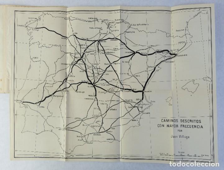 Libros de segunda mano: Los caminos en la historia de España-Gonzalo Menéndez-Pidal-Ediciones cultura hispanica,1951 - Foto 5 - 180499423