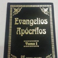 Libros de segunda mano: EVANGELIOS APOCRIFOS - 3 TOMOS - TDK131. Lote 180508587